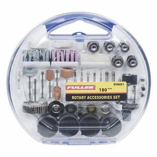 180-Piece Rotary Tool Kit