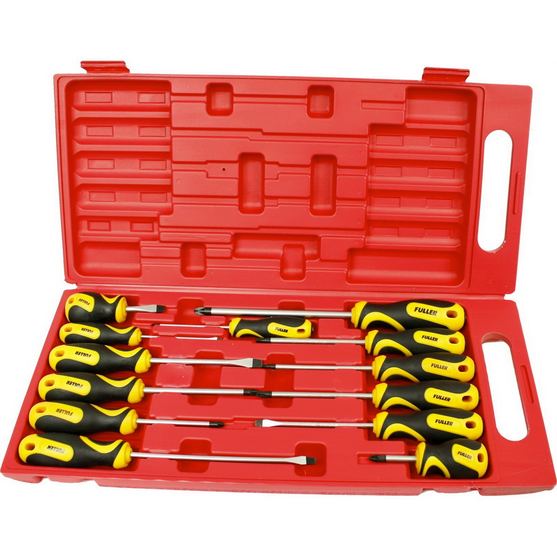 13-Piece Screwdriver Set
