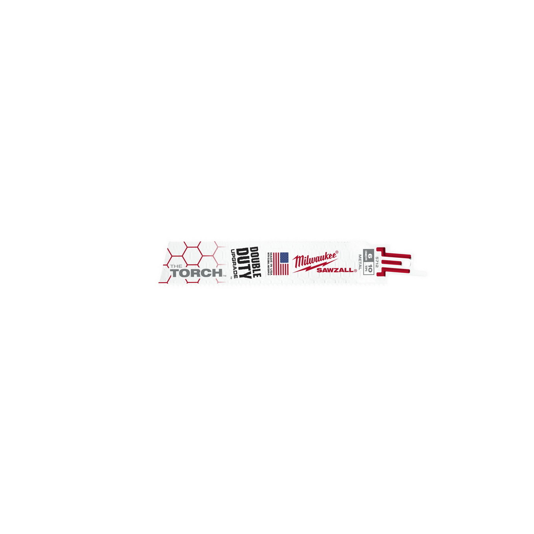 SAWZALL Torch Metal Blade 230mm 10 TPI 5 Pack