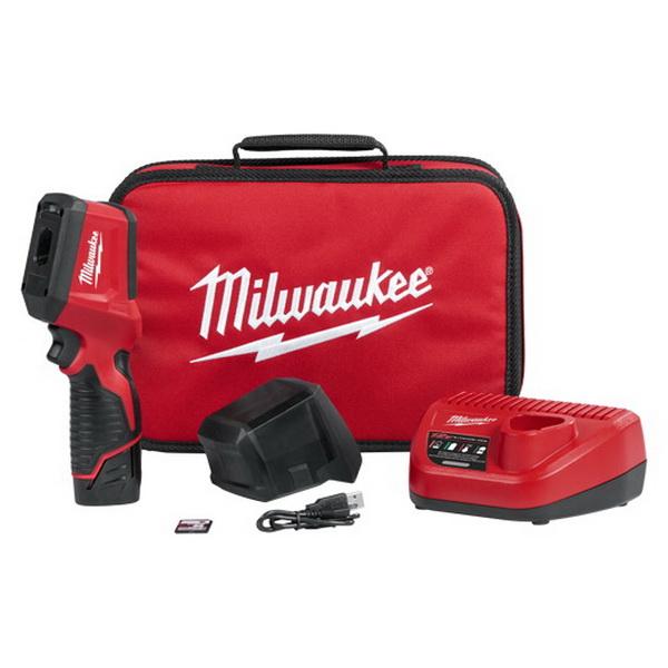 M12 Infrared Camera Combo Kit 1.5AH