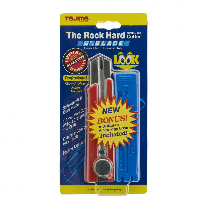 126mm 7 Segment Rock-Hard Cutter with 3 Blades