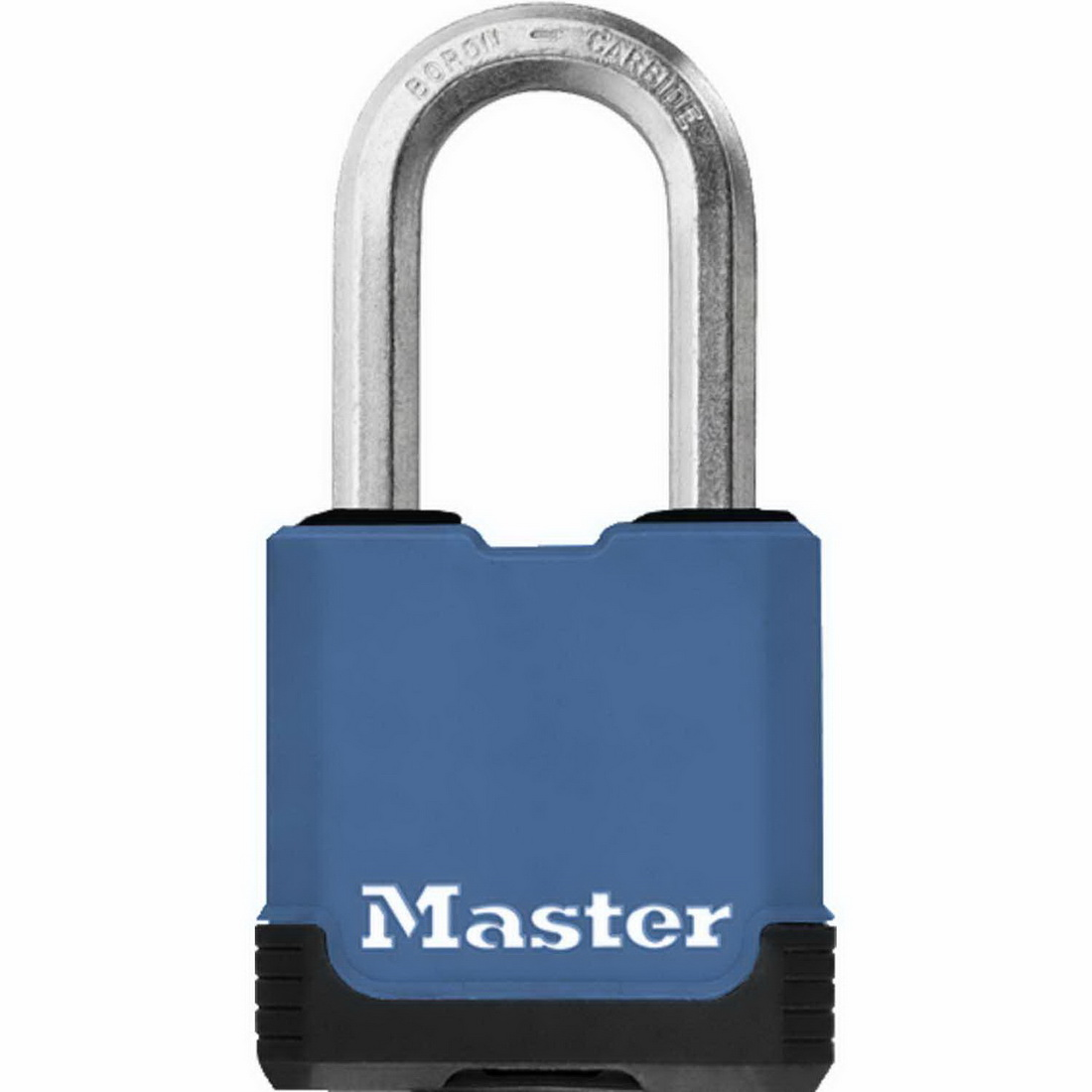Magnum Excell Covered Padlock 45mm 38mm Shank Laminated Steel M116DLFAU