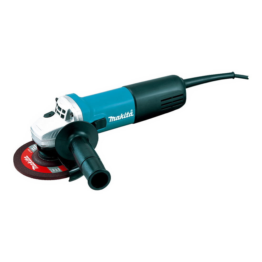 840W 125mm Corded Angle Grinder