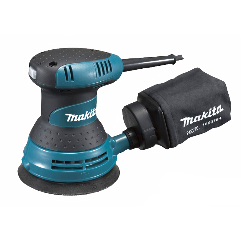 300W 123mm Corded Random Orbital Sander