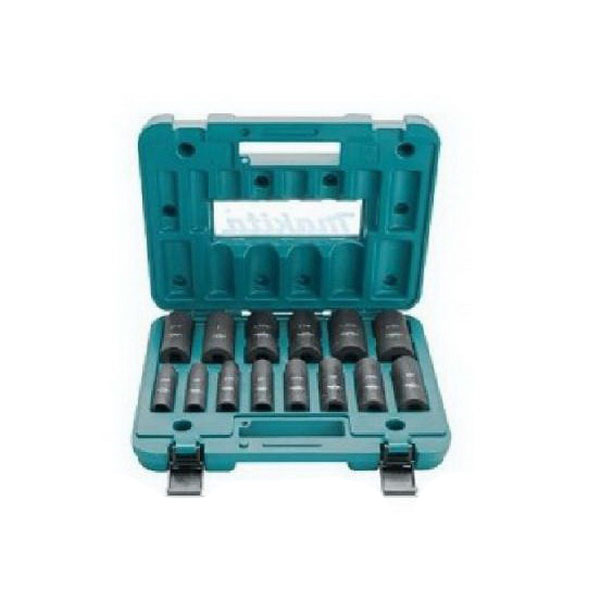 1/2in Drive 14-Piece Impact Deep Socket Set