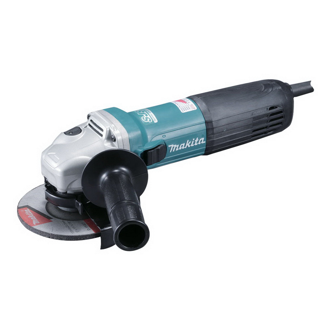 1400W 125mm Variable Speed Angle Grinder