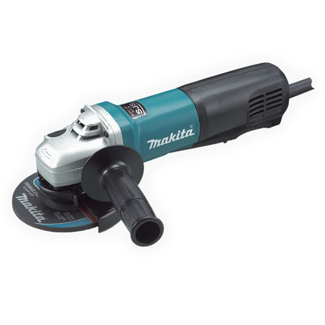 125mm Angle Grinder With Paddle Switch