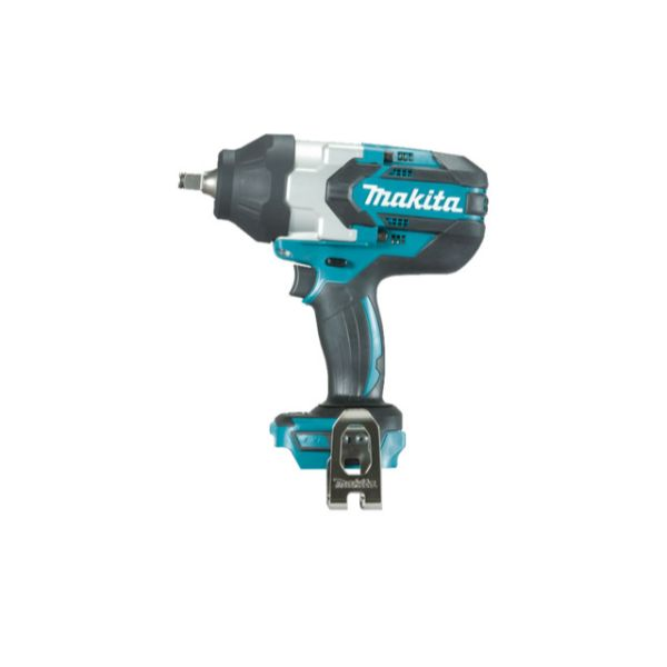18V 1/2 Inch Square Drive Cordless Brushless Impact Wrench Skin