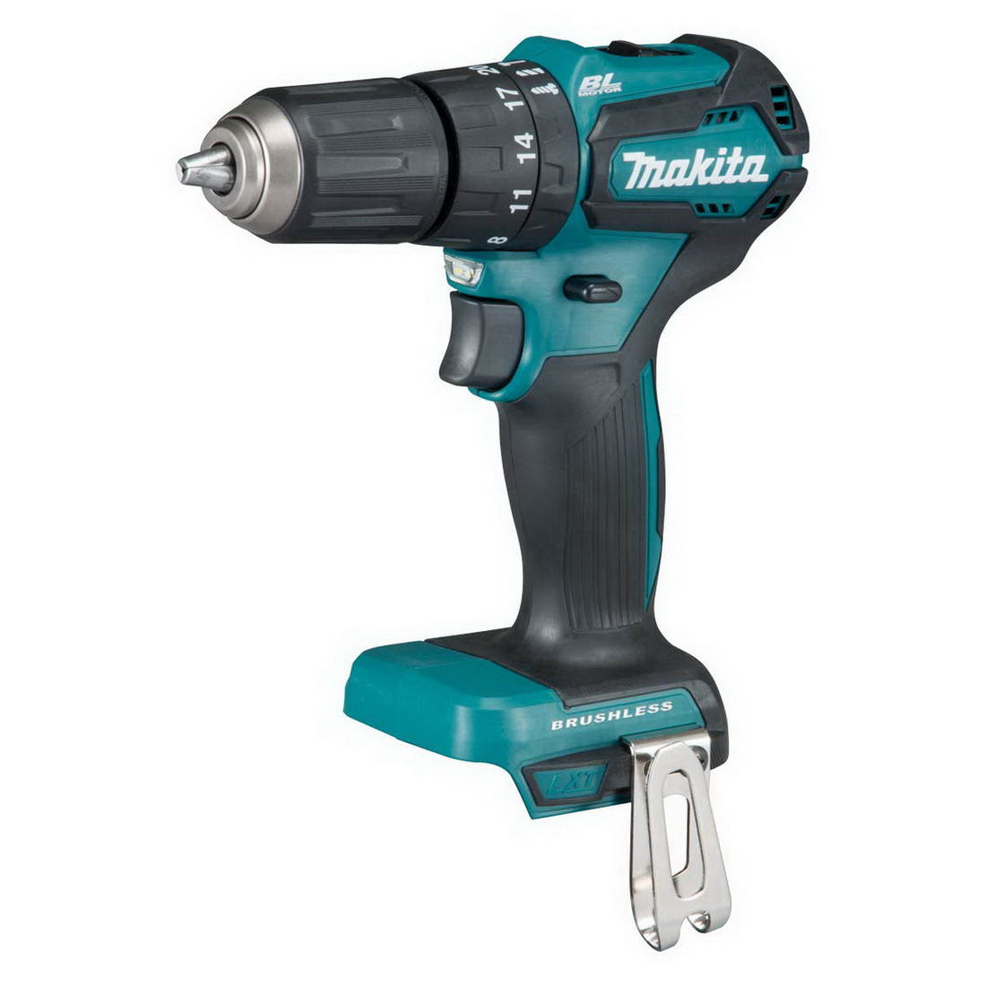 Brushless Sub-Compact Hammer Drill Driver Skin 18V