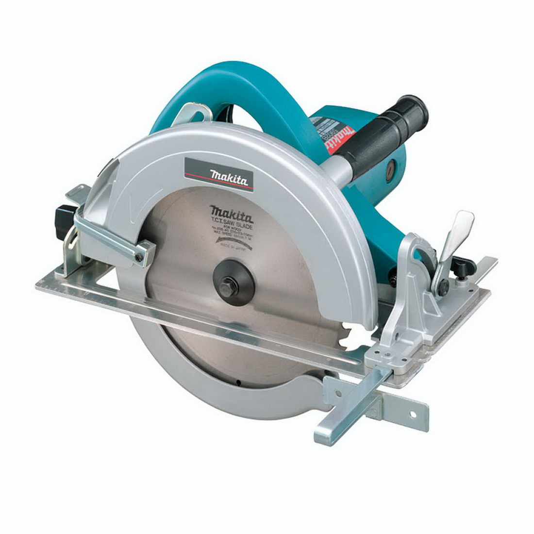 Circular Saw With Case 2100W 235mm Aluminum Base