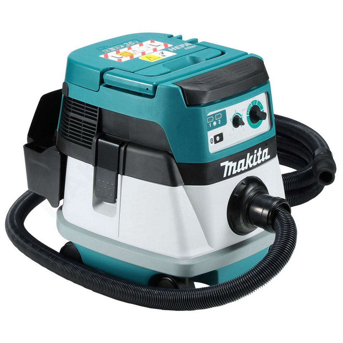 Lxt Brushless Hepa Vacuum Skin With Bluetooth 36V 8L