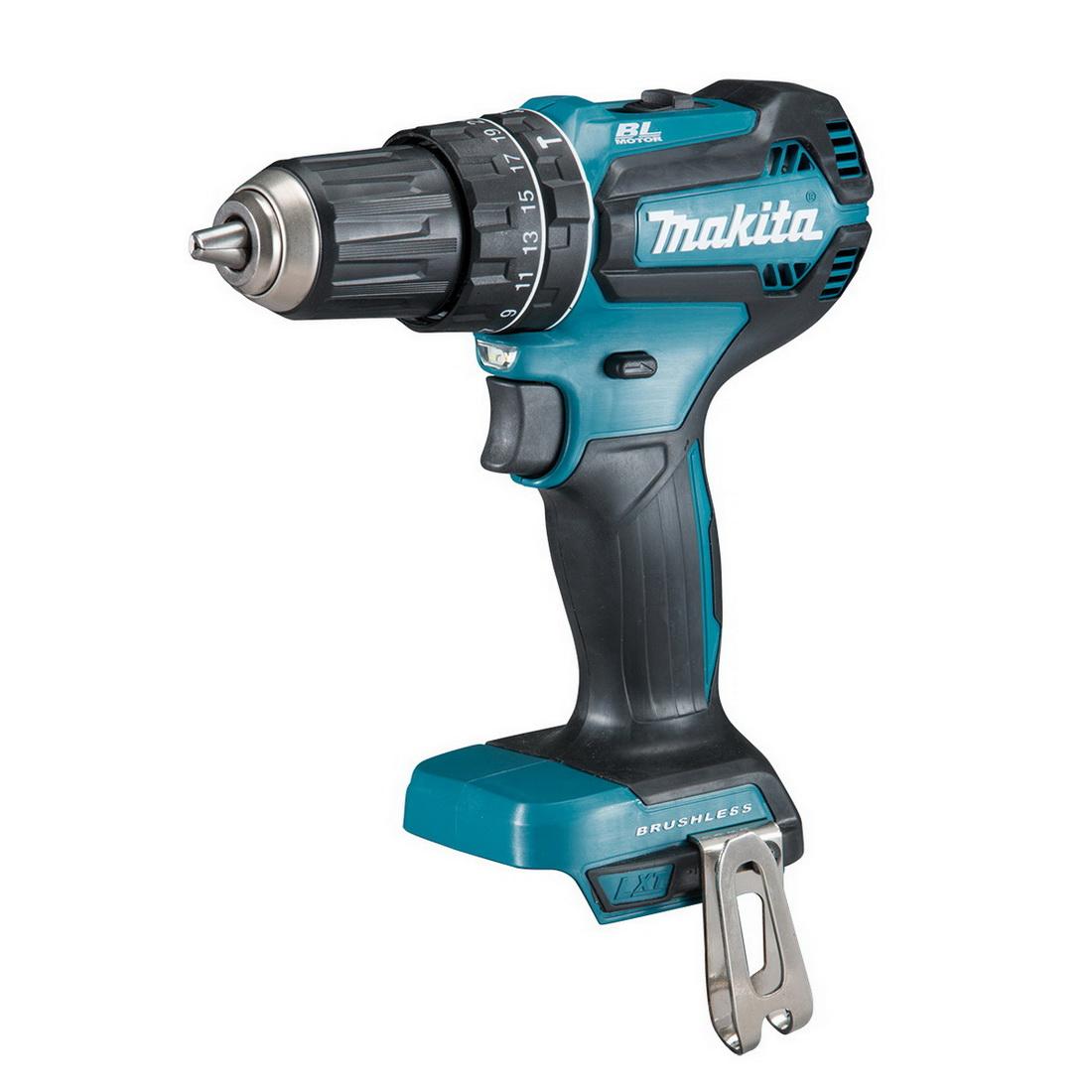 18V Brushless Hammer Drill Driver Skin