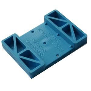 Bottom Plate Packer 84 x 60 x 12 mm Polypropylene 60 pack SB