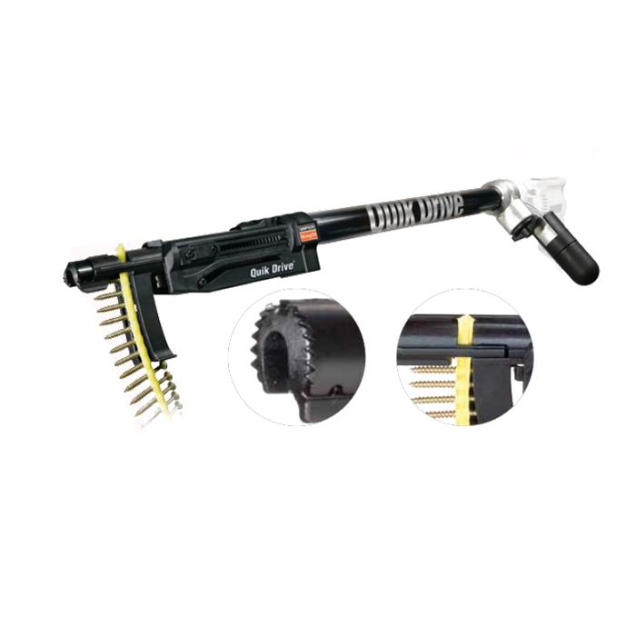 Quik Drive Auto-Feed Tool Floor No Gun QDPRO250G2A