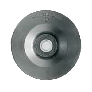 125mm M14 Spindle Rubber 12500rpm Backing Pad