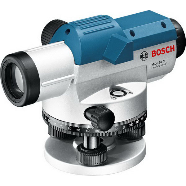 GOL 26 D Professional Optical Level Upto 100m 601068000