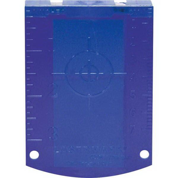 Laser Target Blue