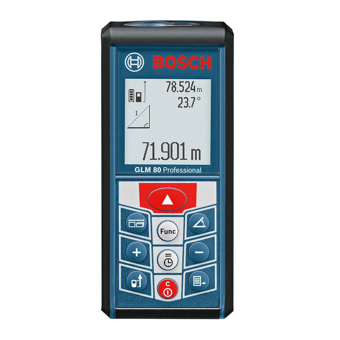 GLM 80 Professional Laser Measure 0.05-80m 601072340