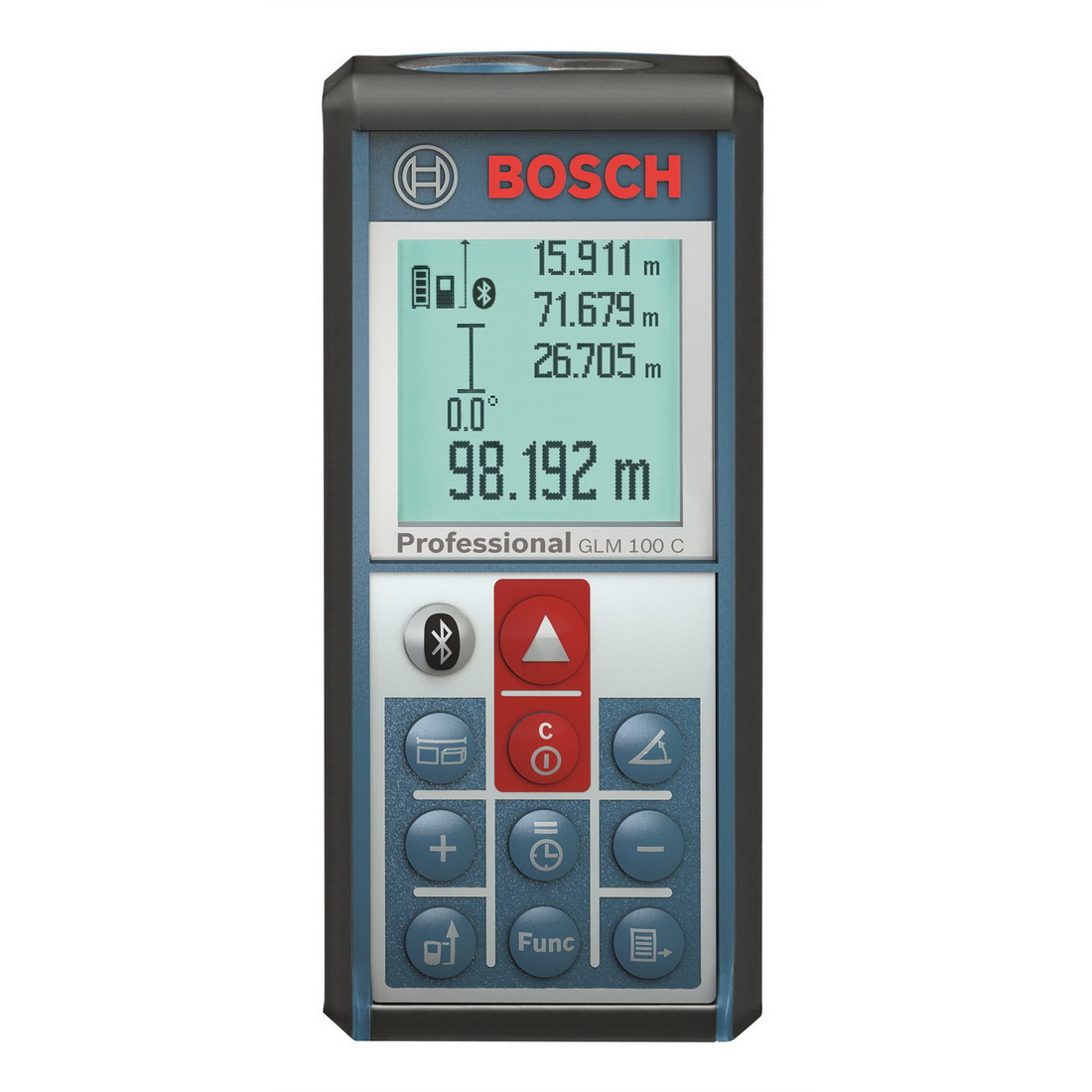 GLM 100 C Professional Laser Measure 0.05-100m 601072740