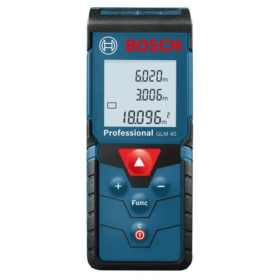 GLM 40 Professional Laser Measure 0.15-40m 601072980