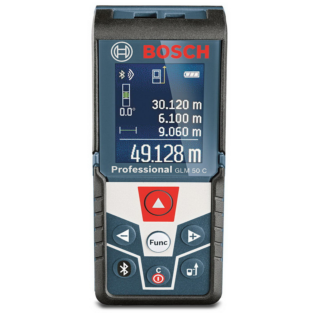 Laser Measure 0.05-50m 0601072C40