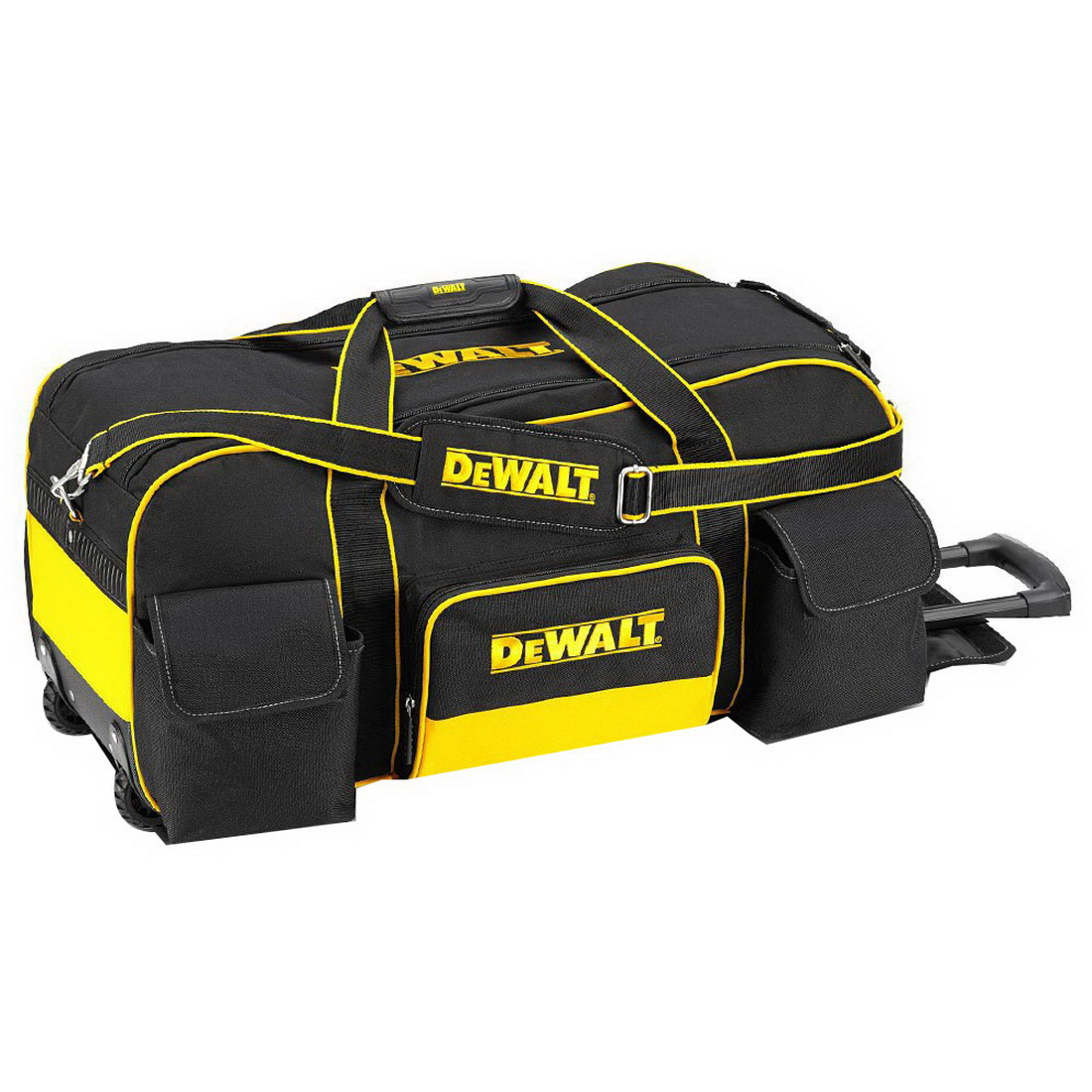 685 x 330 x 285mm 12 Pocket Heavy Duty Wheeled Power Tool Bag
