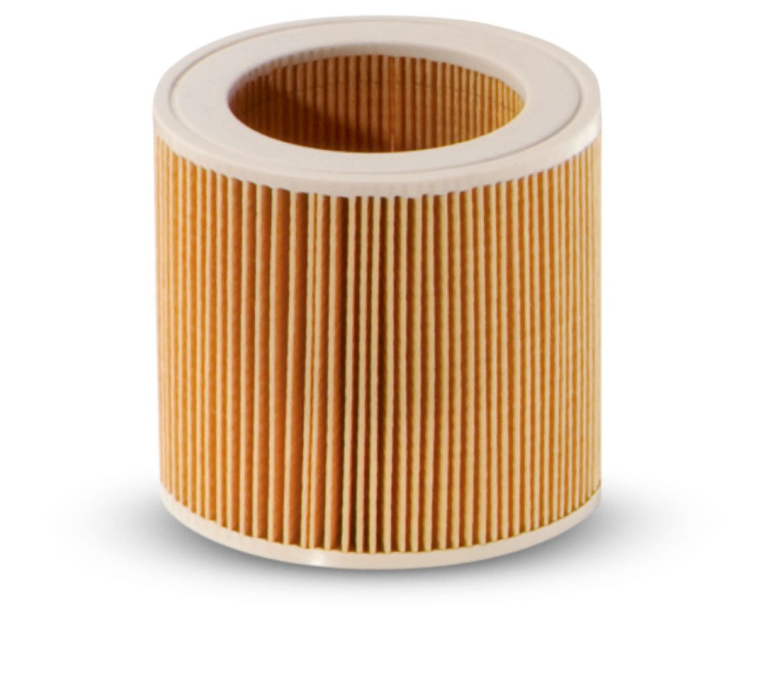 Cartridge Filter For WD3300 Vaccum 122 x 122 x 116mm 6.414-552.0