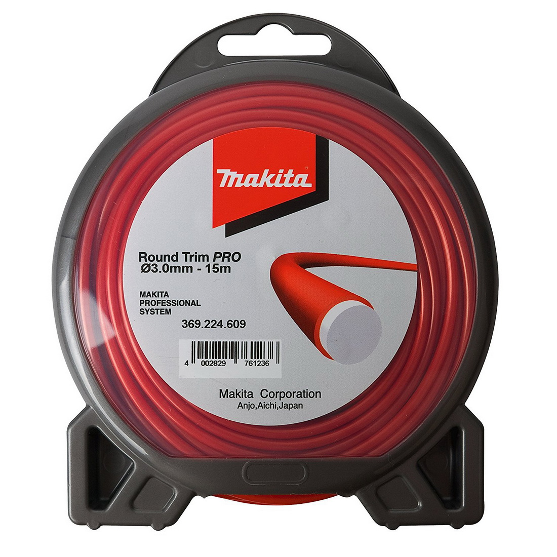 3mm x 15m Nylon Round Pro Trimmer Line
