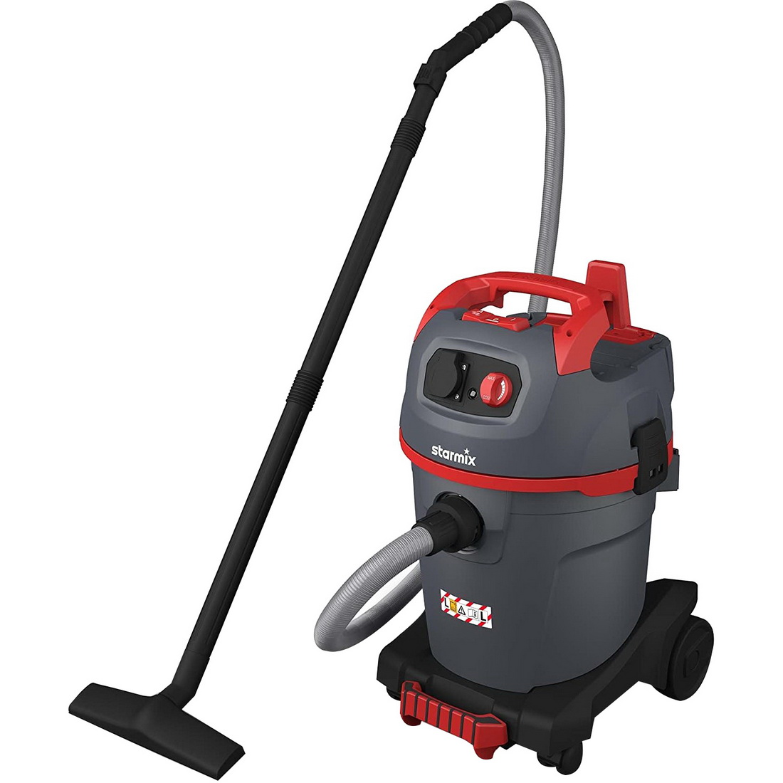 1400W 35L Plastic Wet/Dry Drywall Dust Extractor