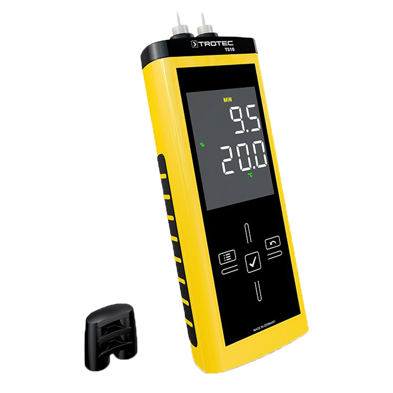 Trotec Professional trade Timber Pin Moisture Meter MOIS TROTEC-T510