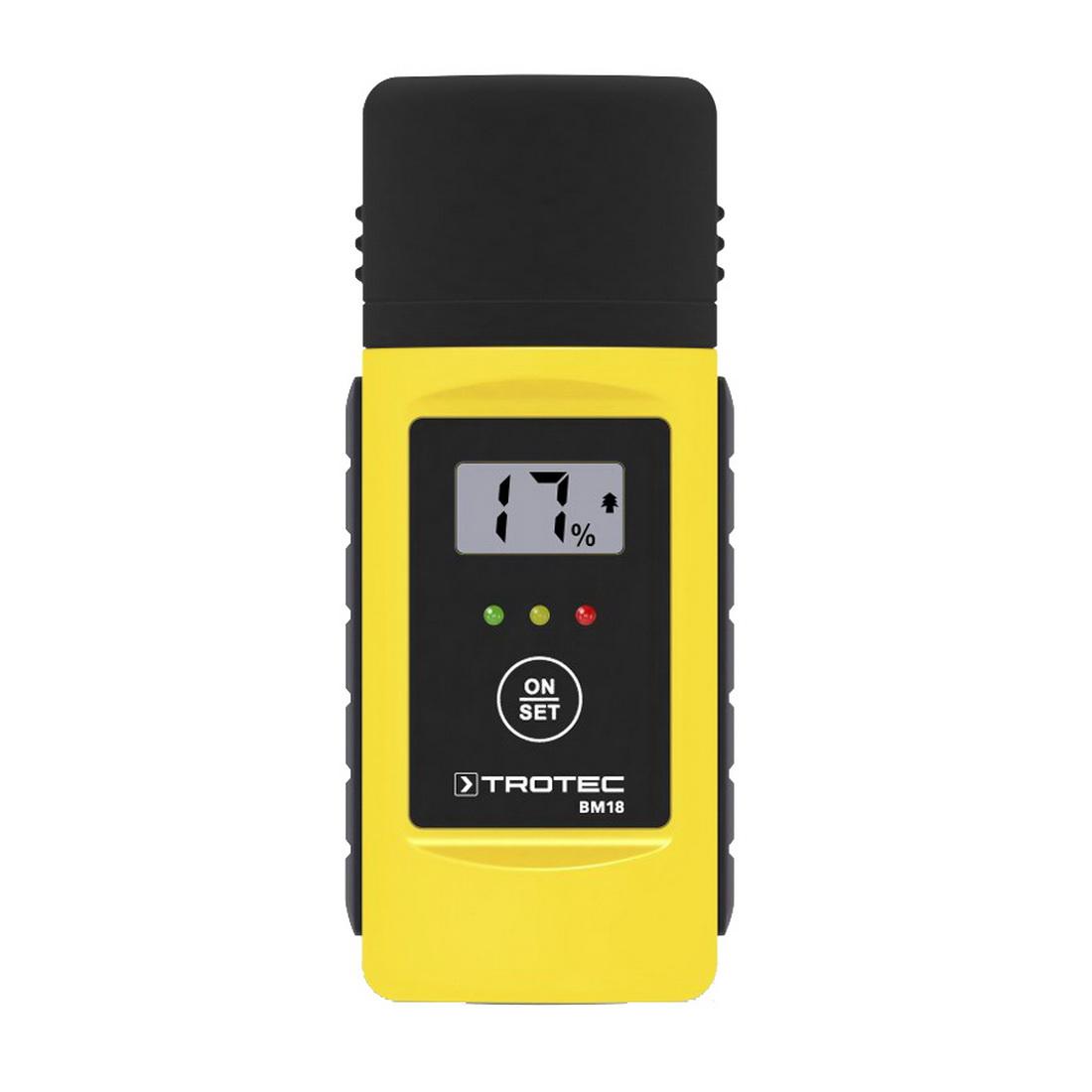 Trotec Basic Moisture Meter MOIS TROTEC-BM18