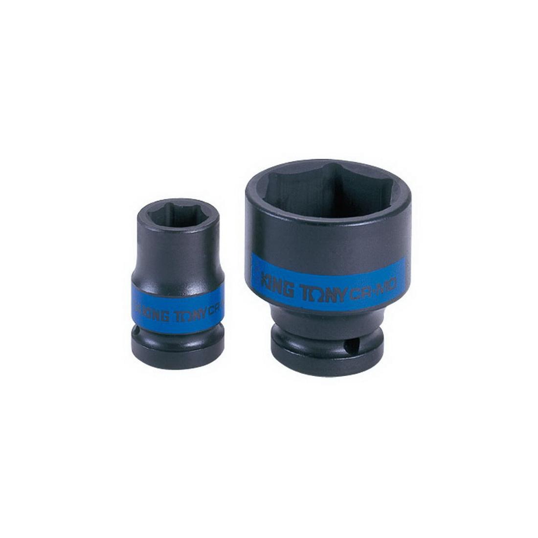 16mm 1/2 Inch Drive 6-Point Standard Impact Socket