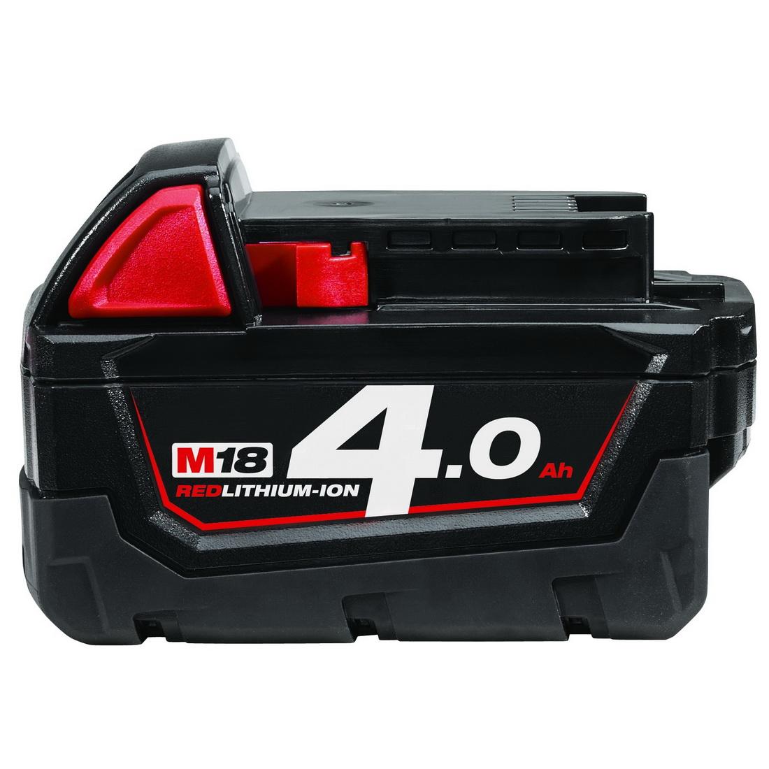M18 REDLITHIUM -ION Battery 4.0Ah