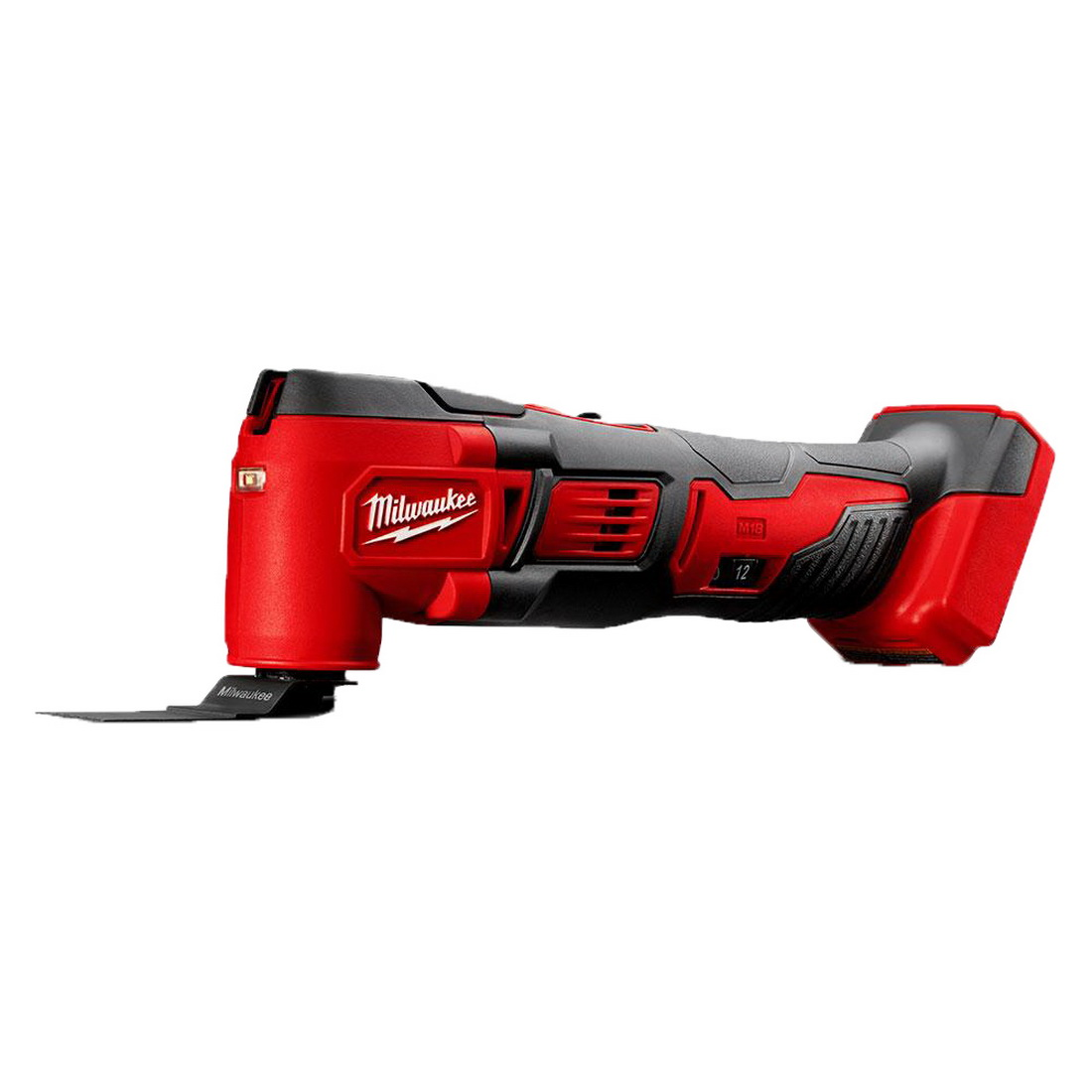 M18 Li-Ion Cordless Multi-Tool Skin Only 18V 11000-18000opm M18BMT-0