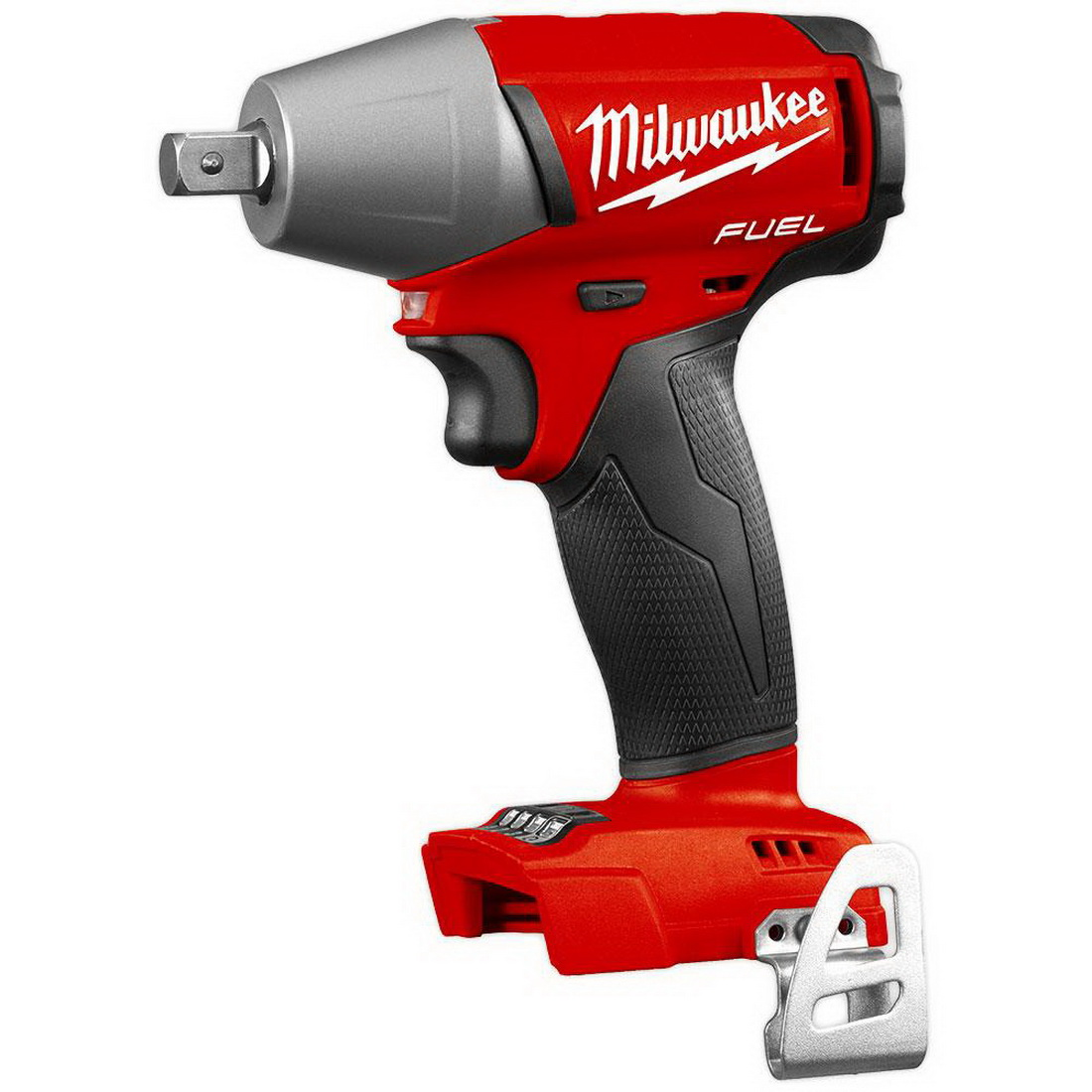 M18 FUEL Li-ion Cordless Impact Wrench Skin Only with Pin Detent 18V 1/2inch M18FIWP12-0