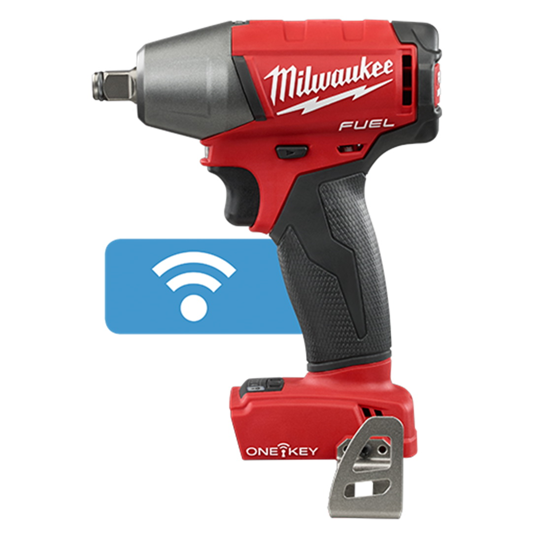 M18 FUEL ONE-KEY Cordless Impact Wrench with Friction Ring 1/2 inch