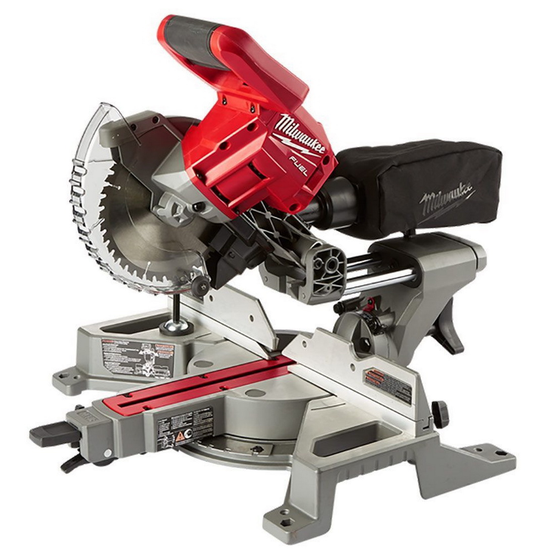 M18 FUEL Dual Bevel Sliding Compound Mitre Saw (Tool Only) 184mm M18FMS184-0