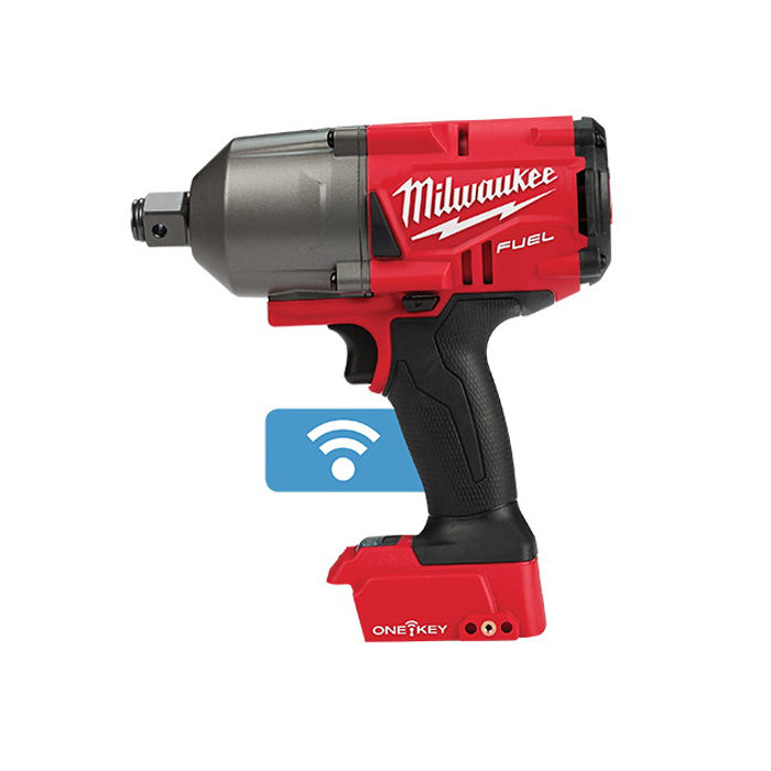M18 FUEL ONE-KEY High Torque Impact Wrench Skin Only with Friction Ring 3/4inch 0-2400ipm M18ONEFHIWF34-0