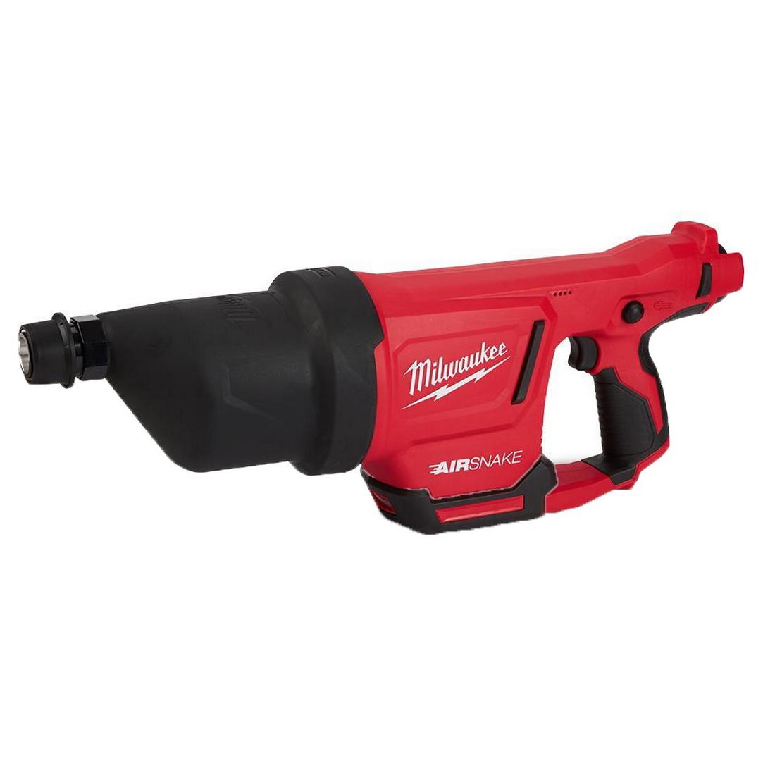 M12 AIRSNAKE Drain Cleaning Air Gun (Tool Only)