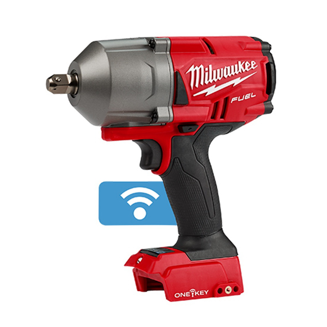 M18 FUEL ONE-KEY High Torque Impact Wrench Skin Only with Pin Detent 1/2in 0-2400ipm M18ONEFHIWP12-0