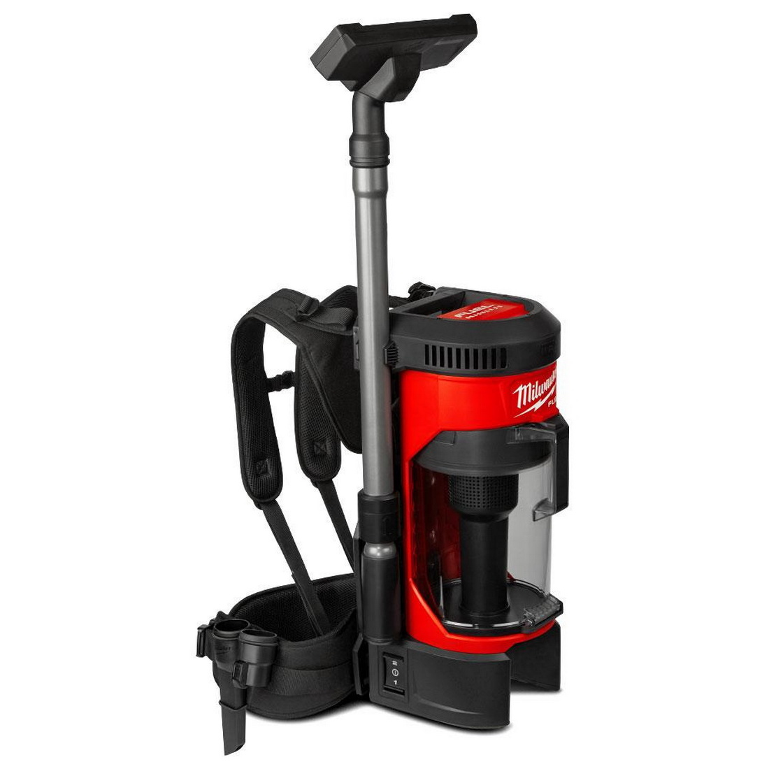 M18 FUEL Cordless 3 in 1 Backpack Vacuum (Tool Only)