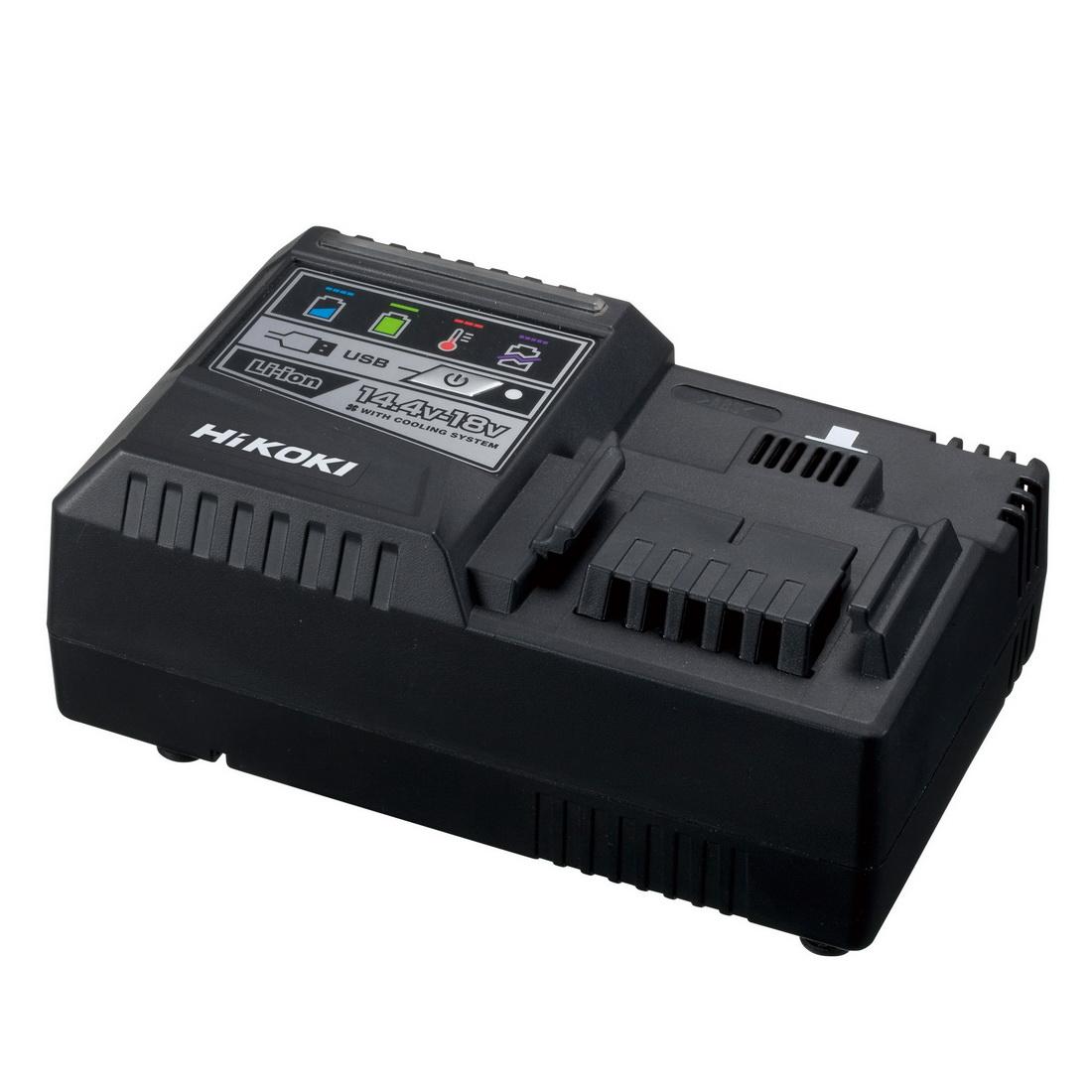 18V 38min Cordless Lithium-Ion Slide Rapid Smart Battery Charger