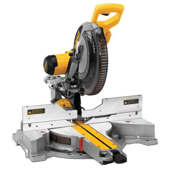 1675W 305mm Double Bevel Slide Compound Mitre Saw