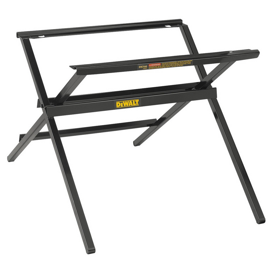 Portable Table Saw Stand For DWE7491 Table Saw