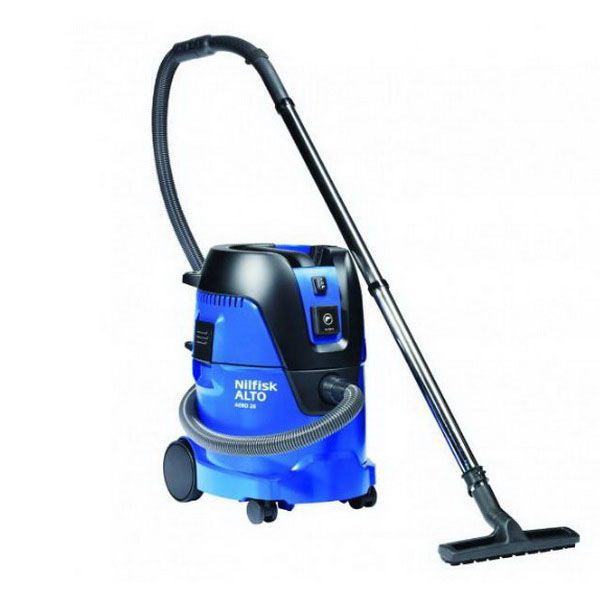 1250W 25L Light Industrial Wet/Dry Vacuum/Dust Extractor