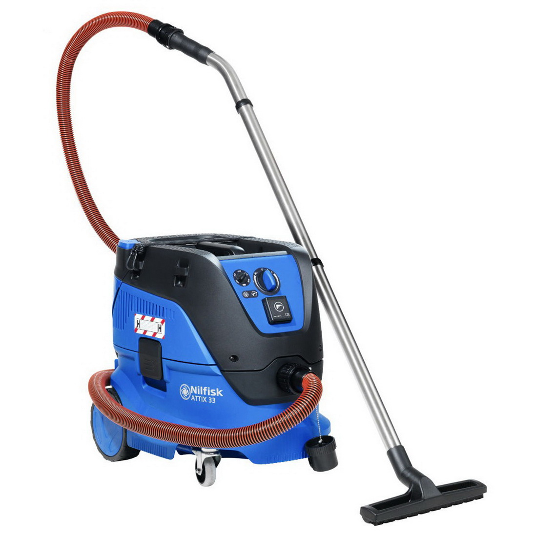 Attix Wet & Dry Vacuum Cleaner with Dust Extractor H-Class 33L