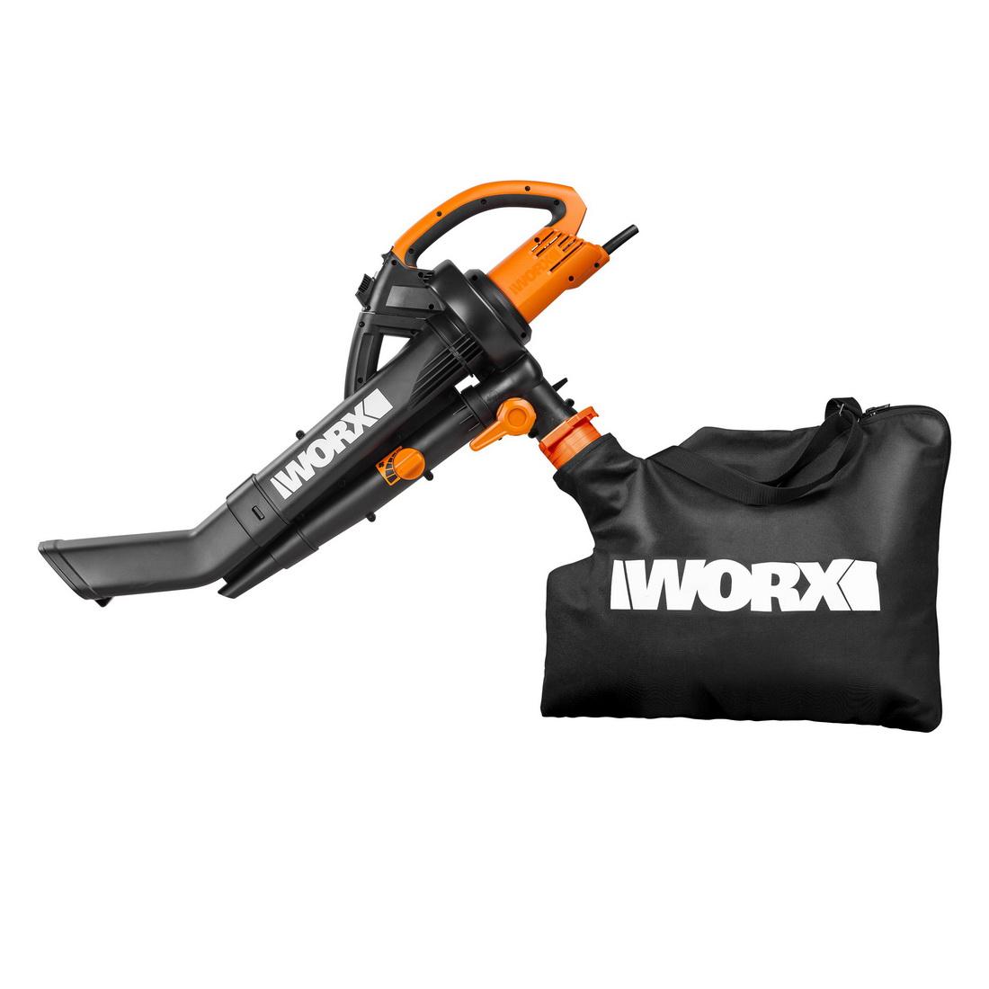 All-IN-One Blower / Vacuum/ Mulcher 2300W 128-335km/hr WG502E