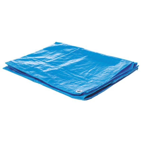 Tarp Blue 8 x 10ft 2.4 x 3m