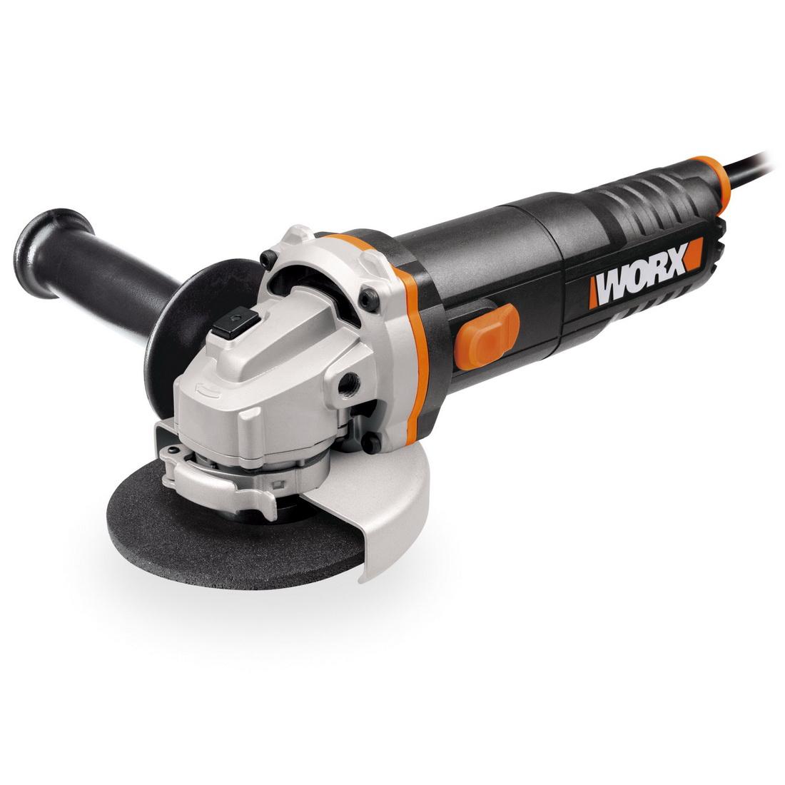 Angle Grinder 750W 115mm 12000/min WX711