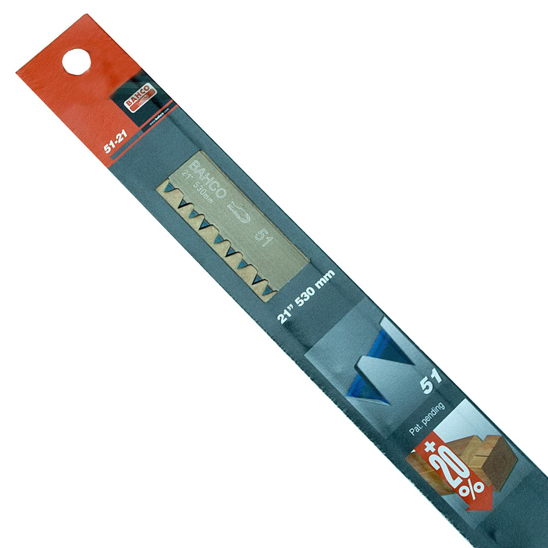 Bahco Bowsaw Blade 21 in x Dry Wood 51-21